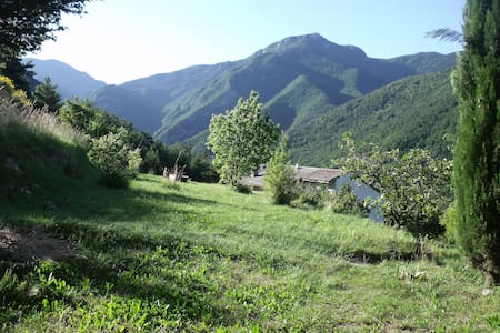 Camping in the Bendola Valley - Saorge - 帐篷