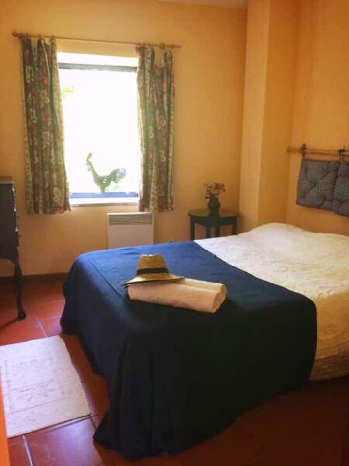 Welcome to Out of Town Hostel (double room)