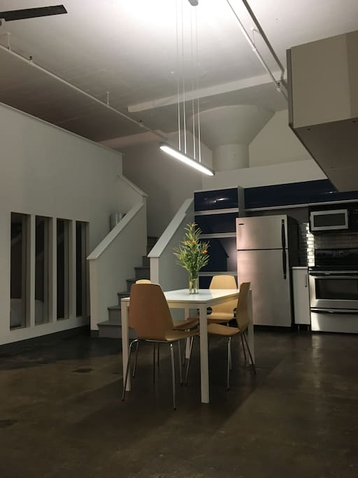 Modern high end fixtures and upgrades