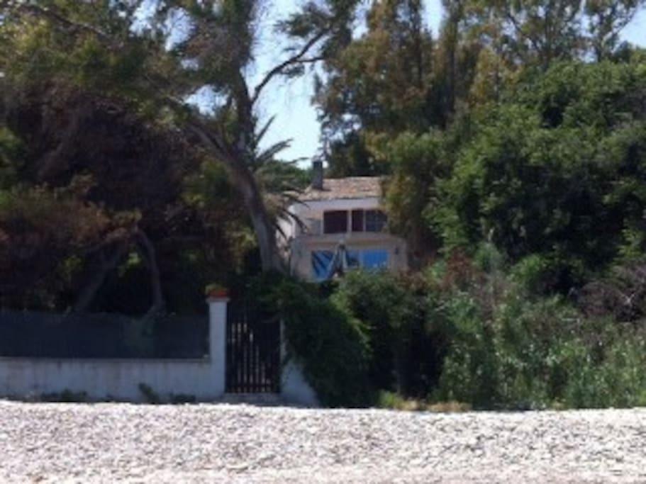 la casa dal mare