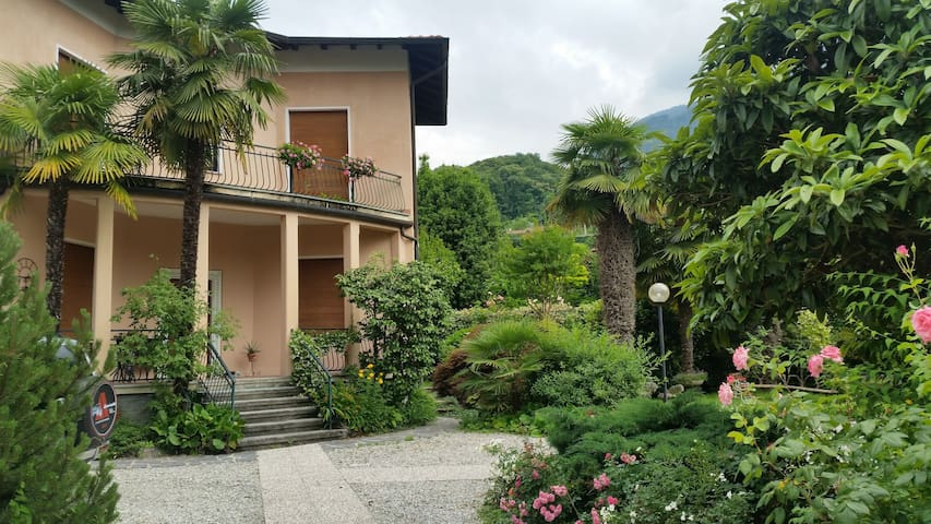 Appartamento in villa - Caldè - Villa