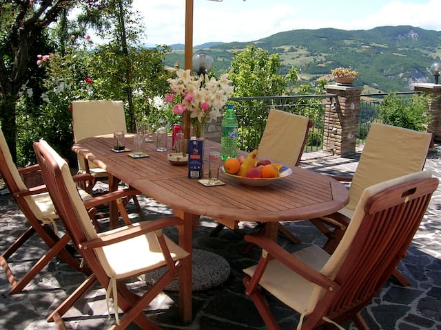 B&b and apartments in Assisi