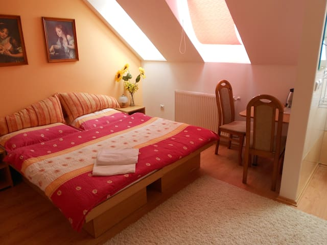 "Double room ""Ivana"" - Liesek - Bed & Breakfast"