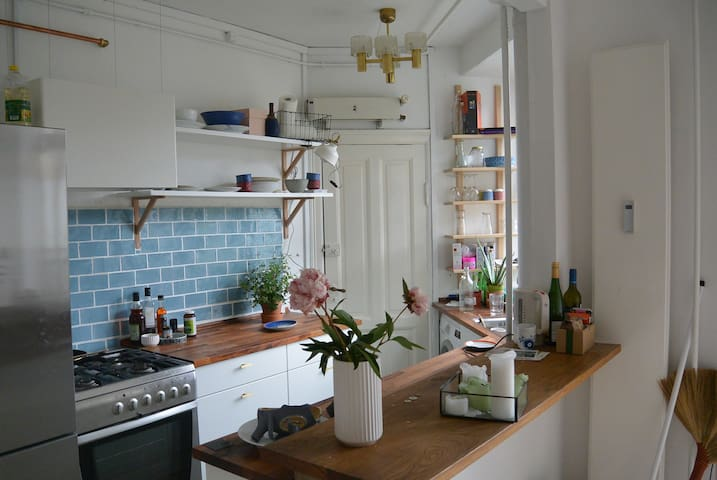 Perfect Vesterbro apartment!