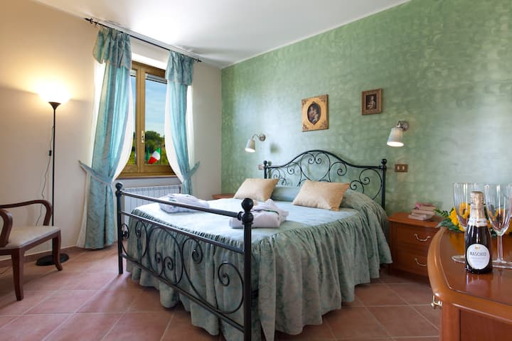 Relax and comfort in Resort Umbria
