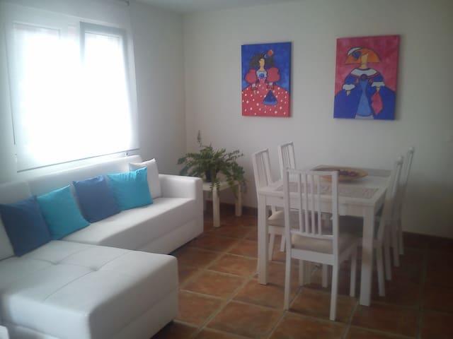 Apartamento en la costa asturiana. - San Esteban de Pravia - Daire