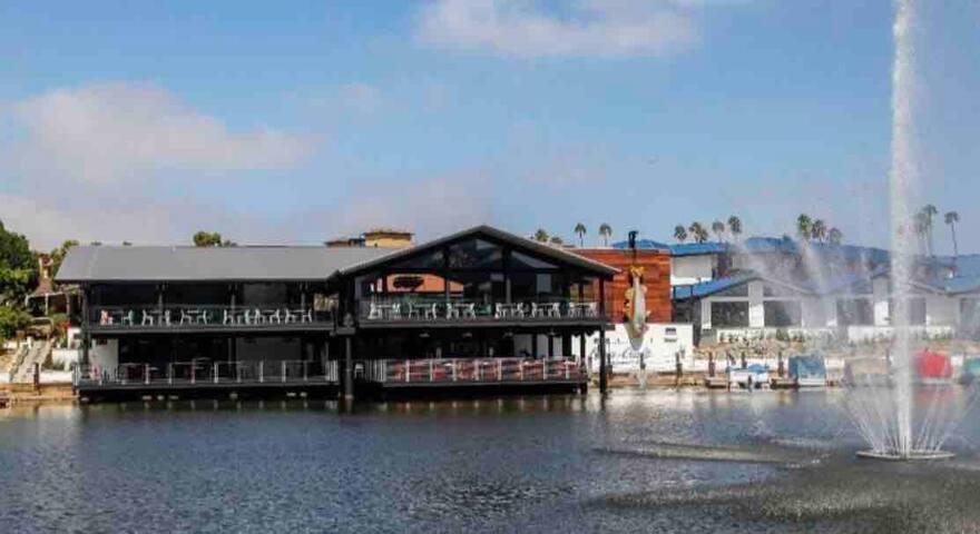 Lake San Marcos Townhouse