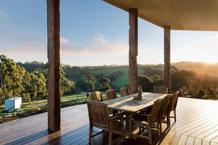 Iluka's Eden -  Clarendon retreat - Clarendon - Hus
