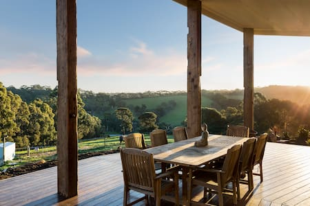 Iluka's Eden -  Clarendon retreat - Clarendon - Casa