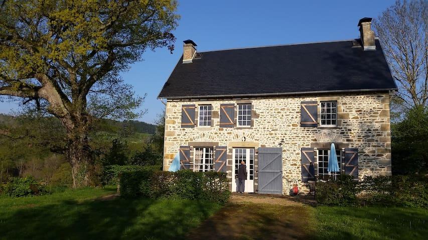 Prachtig landhuis in de Auvergne. - Ayat-sur-Sioule