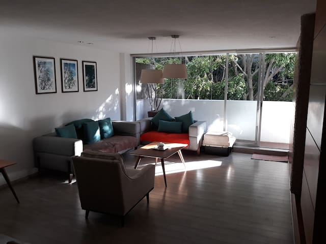 Private room in Colonia Juarez - awesome location