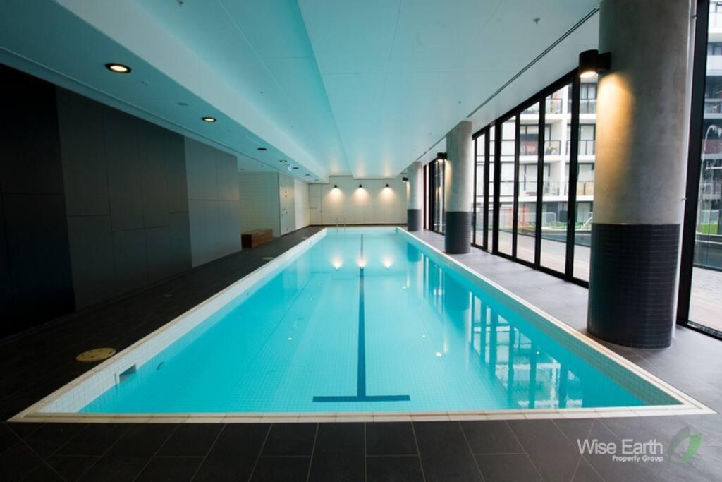 Indoor Heated Pool Pool