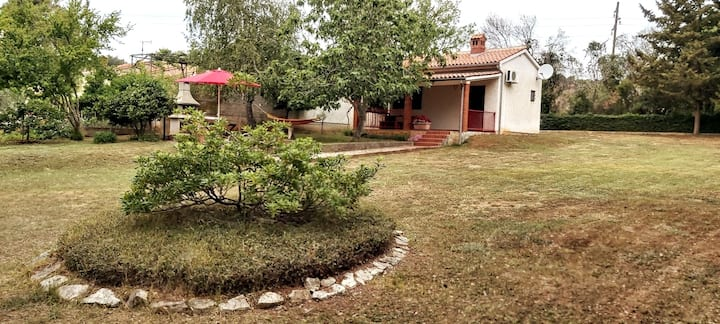 House in Medulin with fenced garden and BBQ