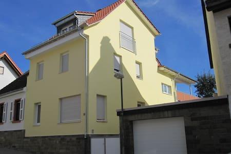 Fewo OG am Hohberg in Bensheim - Bensheim