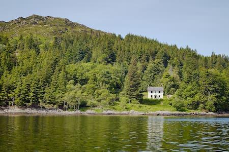 Tioram Cottage, Eilean Shona Island - Acharacle - Дом