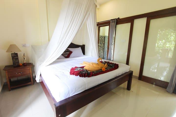 Yobi House a real Balinese hospitality