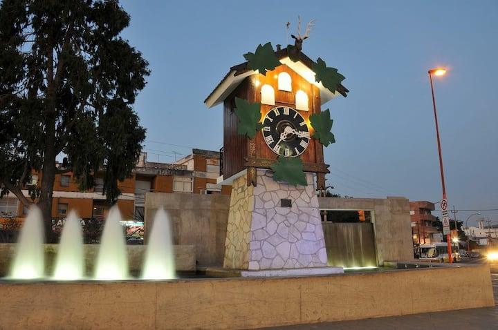 Departamento Luminoso y Ventilado Centro Viejo