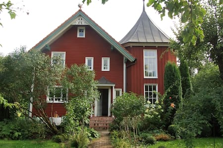 Traumhaft Wohnen im idyllischen Anwesen - Gästehaus