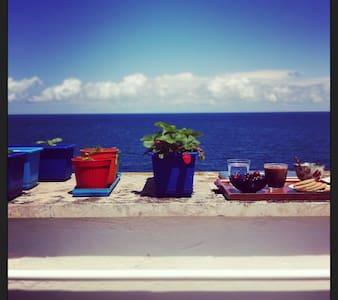 The sea as your closest neighbor - 莫尔费塔 (Molfetta) - 公寓