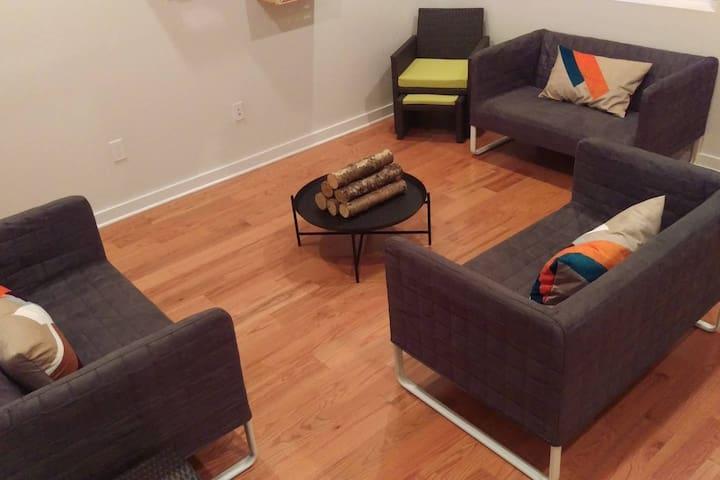 City Home With Free Parking/PrivateBalcony - Philadelphia - Loft