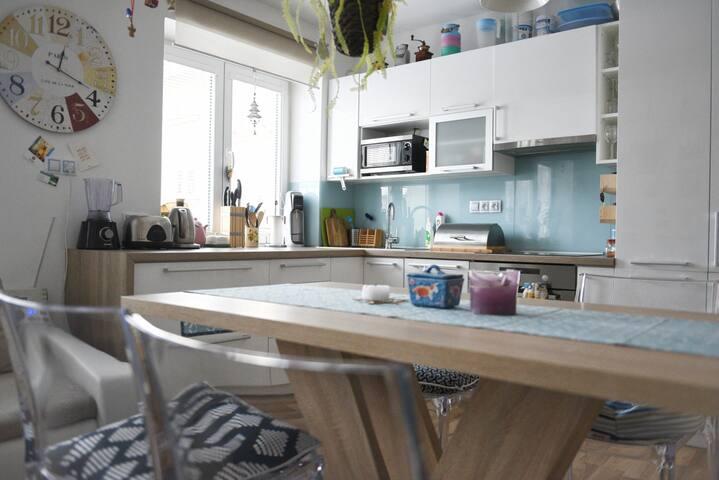 Comfort and cozy flat/ Útulný byt v Krkonoších
