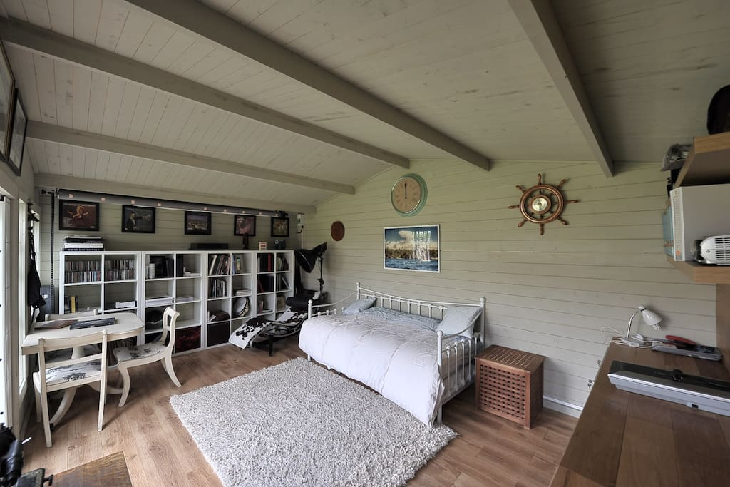 Additional summer house/private room