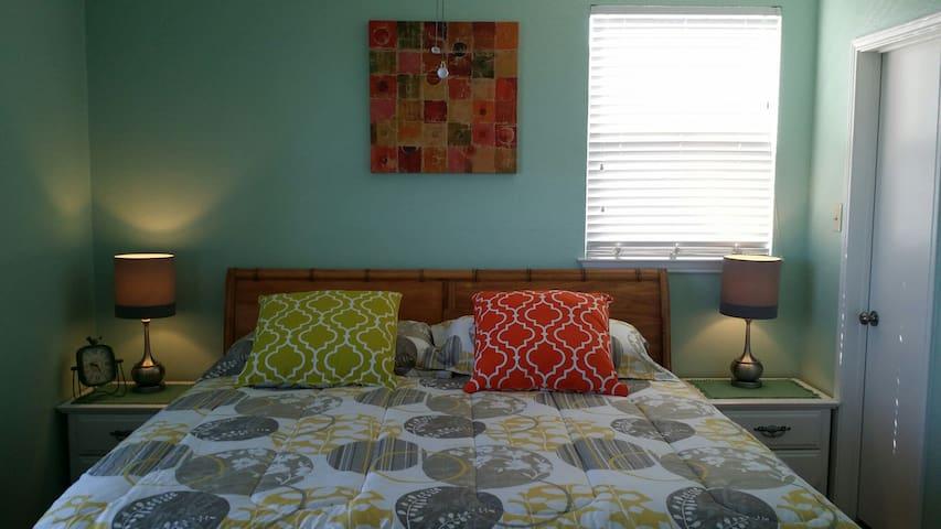 Island Paradise, 1 bedroom condo. - Corpus Christi - Apto. en complejo residencial
