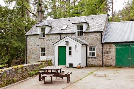 The Bothy, Eilean Shona Island - Acharacle - Rumah