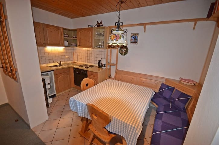 Cozy Apartment 120m from the Slopes - Hochkrimml - Appartement