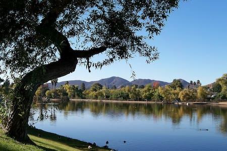 Santee Lakes Campground Motorhome Rental - Santee