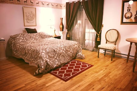 Country House for 2to16 people 12 min. to Montreal