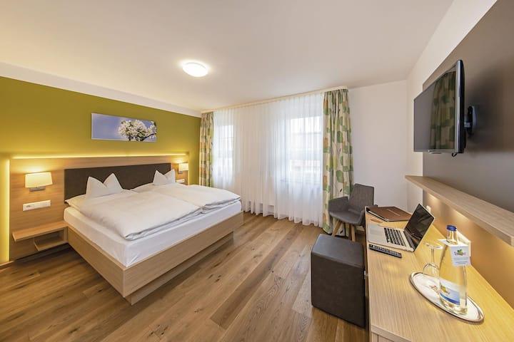 Gasthof - Hotel zum Ochsen, (Berghülen), Business Doppelzimmer mit Dusche und WC
