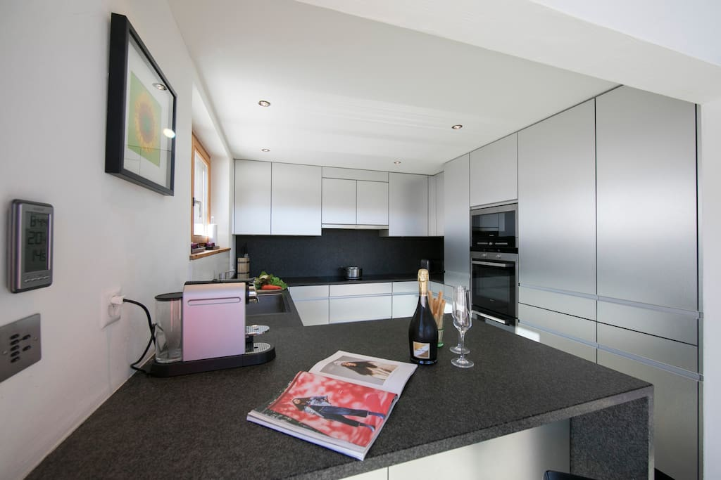 The Kitchen - fully fitted