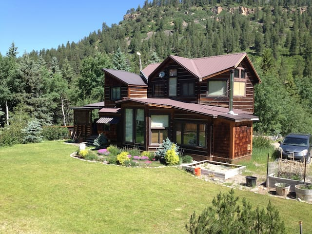 Private room in Dallas Divide Home near Telluride - Placerville - Casa