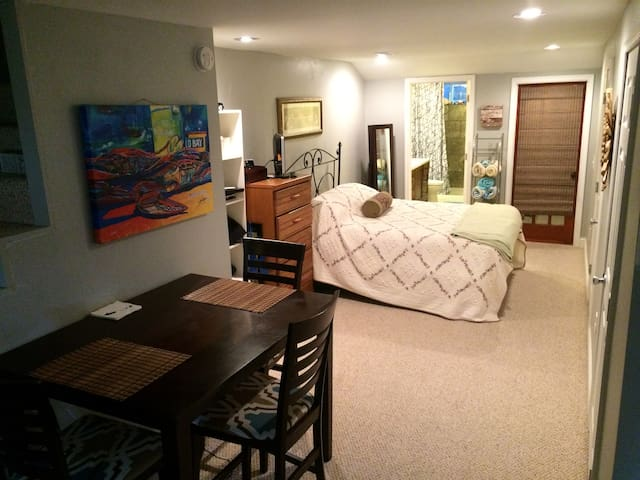 Cozy Sub-level One Bedroom - Baltimore - Appartement