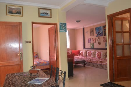 appartement  imi ouaddar  Taghazout - imi ouaddar  - Lejlighed