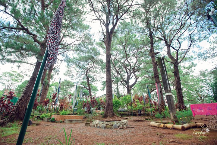Camping in Baguio with Tent for 2