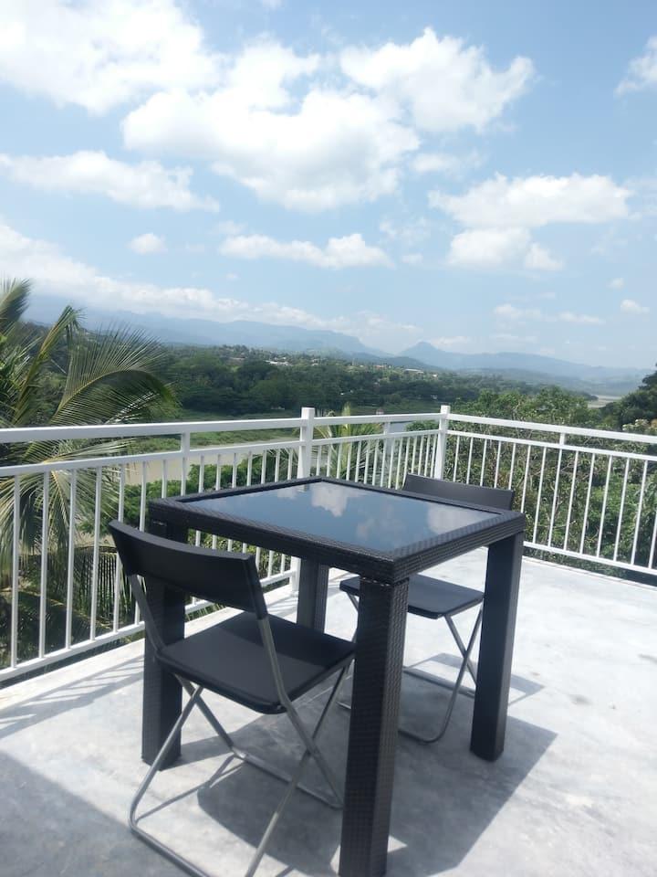 Mahaweli View Inn - Triple Room with view