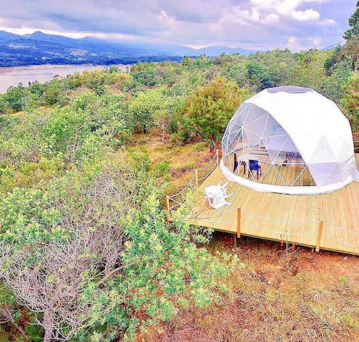 GLAMPING COLOMBIA