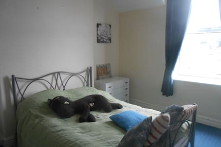 Double room with glorious view - Abergele