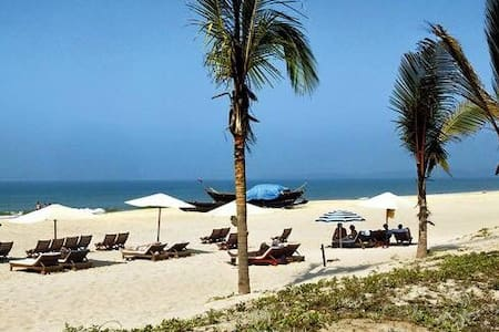 SouthGoa,wellfurnished apartment by Zalor beach. - Varca