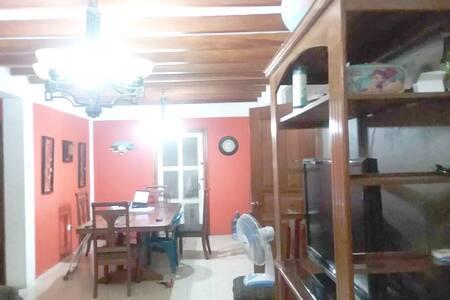 Casa para disfrutar en familia