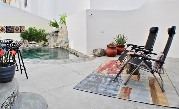 Poolside Casita in the Heart of San Jose Del Cabo!