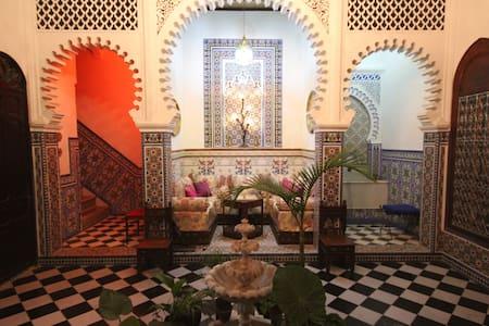 Riad FARACHA - Tetouan - บ้าน