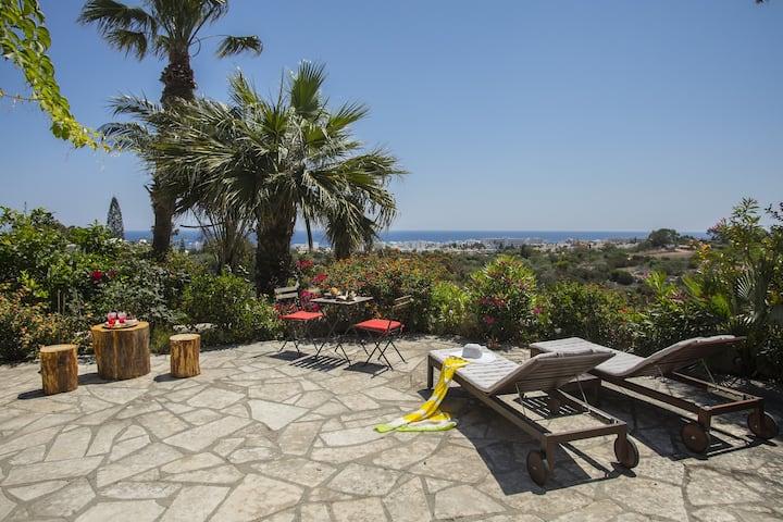 Liora Suite, Panoramic Views, WiFi