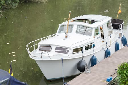 Boot op de Dender in 9402 Pollare - Ninove - Ninove - Barco