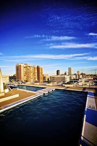 Central Madrid Apartment Next To Bernabeu Stadium
