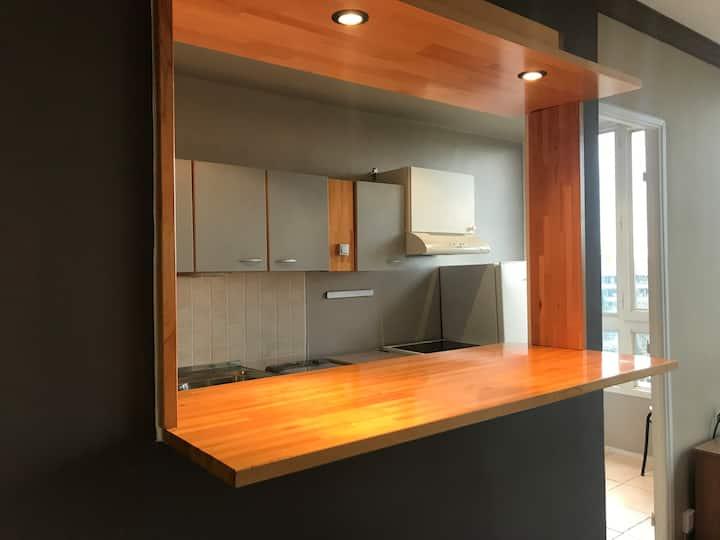 Studio de 27 m²