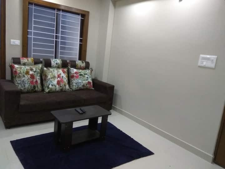 1BHK Entire Home - Couple Friendly - BTM layout