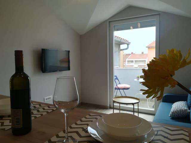 Relaxing Apartment Fjaka
